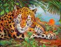 Jaguar's Time (Анималистика)